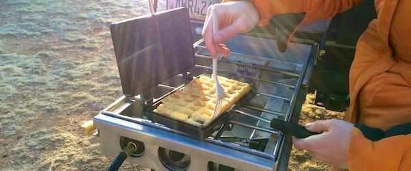 REVIEW: GSI Outdoors Bugaboo Waffle Iron