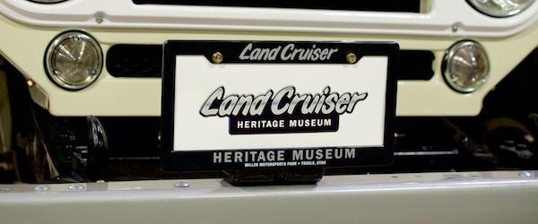 UP CLOSE: Land Cruiser Heritage Museum