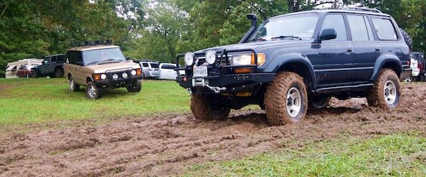 OVERLAND EXPO EAST 2015: Off-Road Adventuremobile