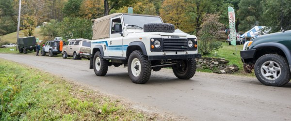 EVENT: Vermont Overland Rally 2016