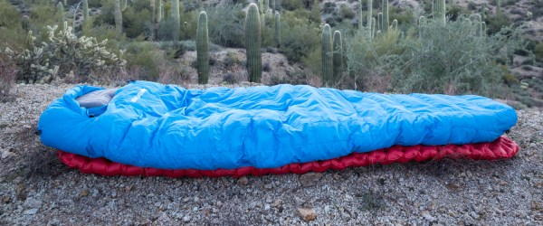 SLEEP ANYWHERE: Sea To Summit Sleep System
