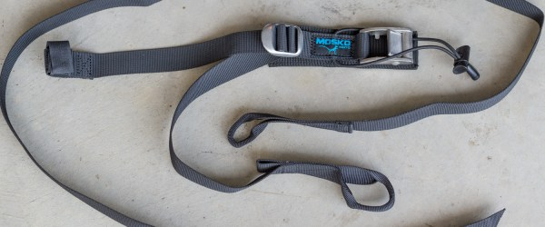 REVIEW: Mosko Moto Backcountry Cinch Strap