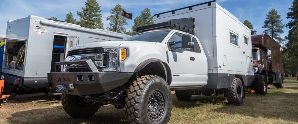 OVERLAND EXPO 2017: Homes On Wheels