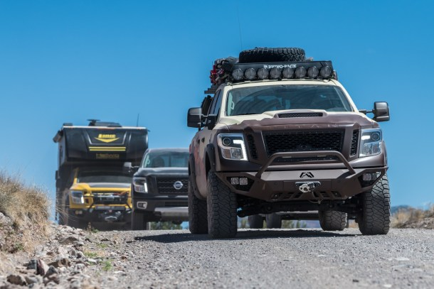 1f1f0a4652 NISSAN OVERLAND  Mountain Patrol Reveal - EXPLORING ELEMENTS