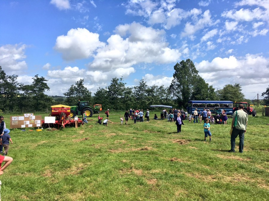 Quickes farm open day 2017 pic by exploring exeter