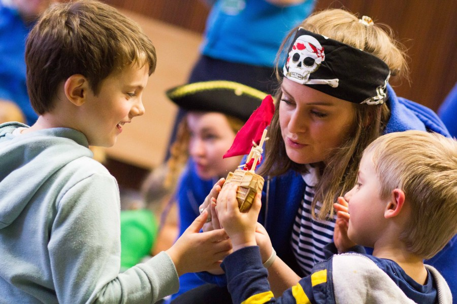 Exeter's theatre companies: 'Paddleboat Theatre Company' in interview, pic by Pete Norris