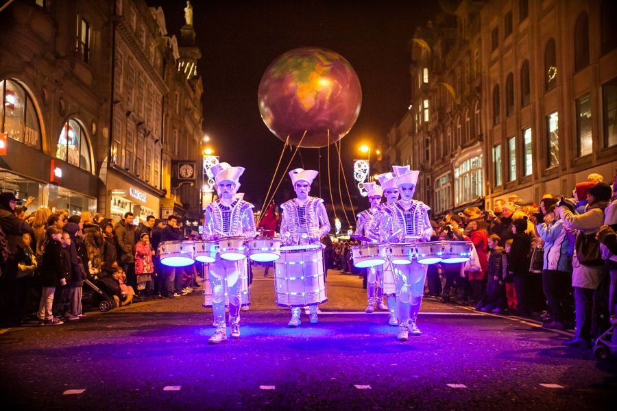Christmas events in Exeter 2017, Exploring Exeter