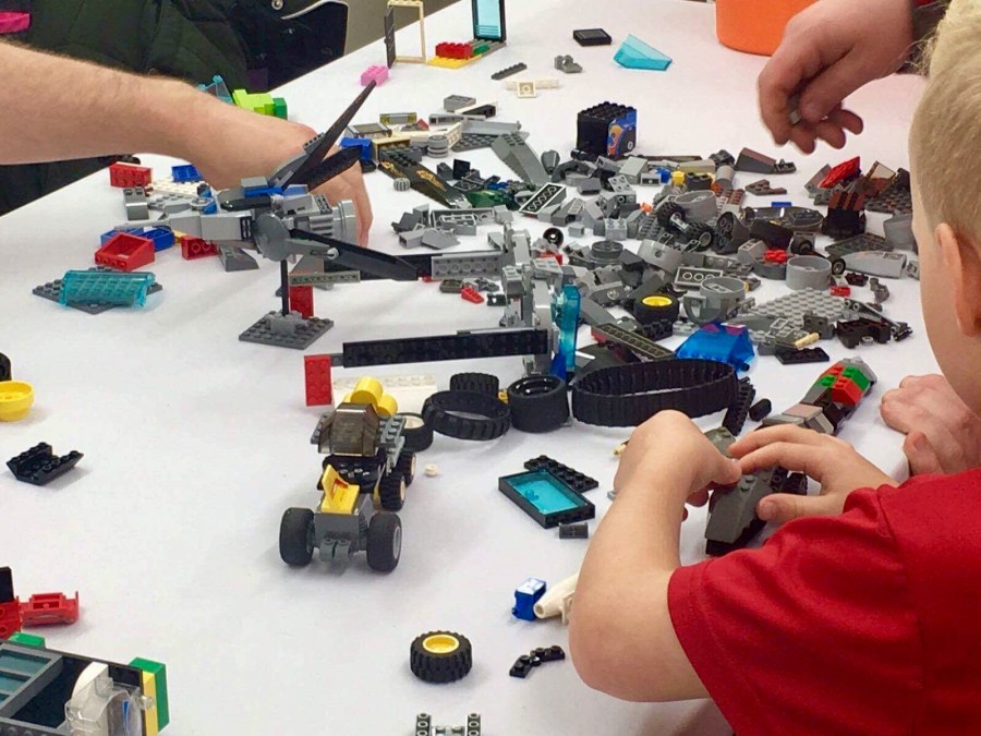 News: Exeter's new Lego shop 'Brick and Mix' announces opening date! Exploring Exeter