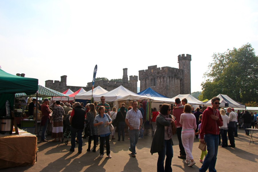 Good news for Devon foodies as Powderham Food Festival announces its return for 2018, Exploring Exeter