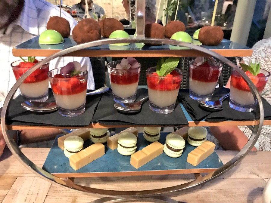 Summer delights at The Salutation Inn, Topsham, Exploring Exeter
