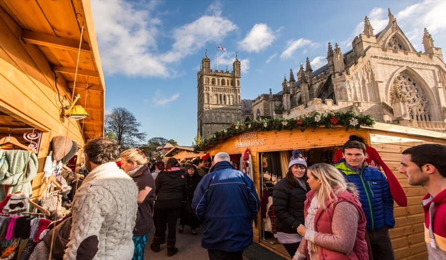 25 Christmassy things to do in Exeter and Devon in December 2018, Exploring Exeter