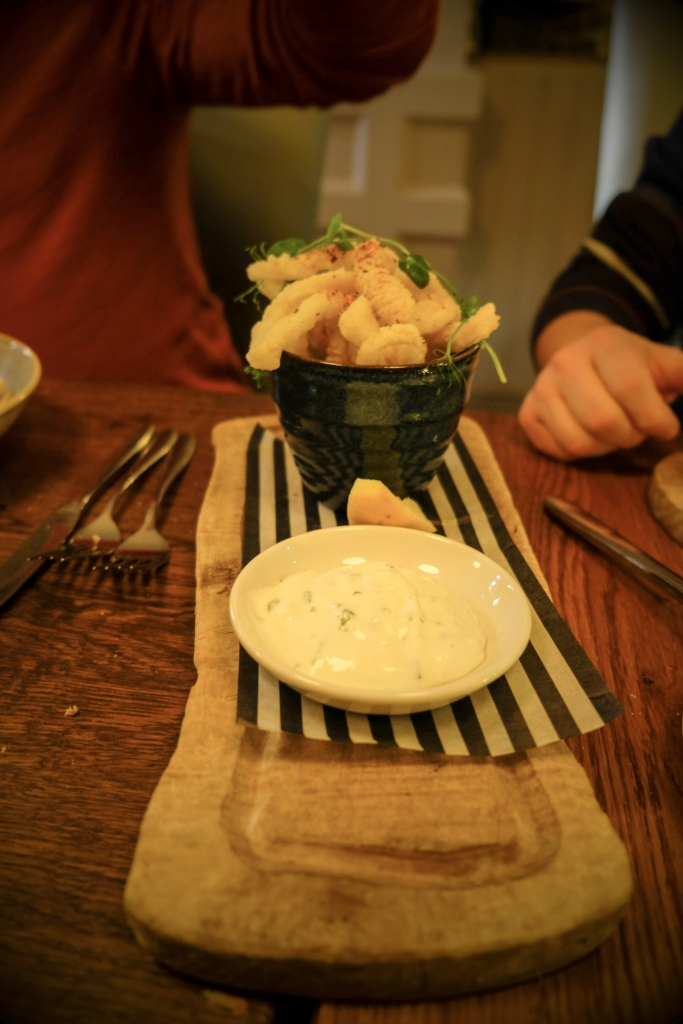 Food with a view: Exploring The Coombe Cellars in Newton Abbot
