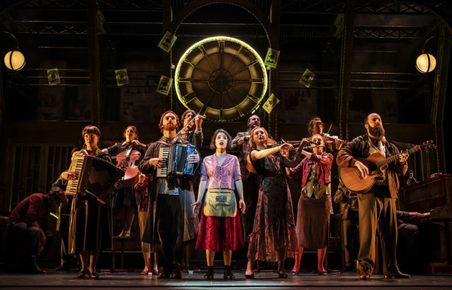 Theatre Review: Amélie the musical at Exeter Northcott by Julie Baldwyn, Exploring Exeter 2019