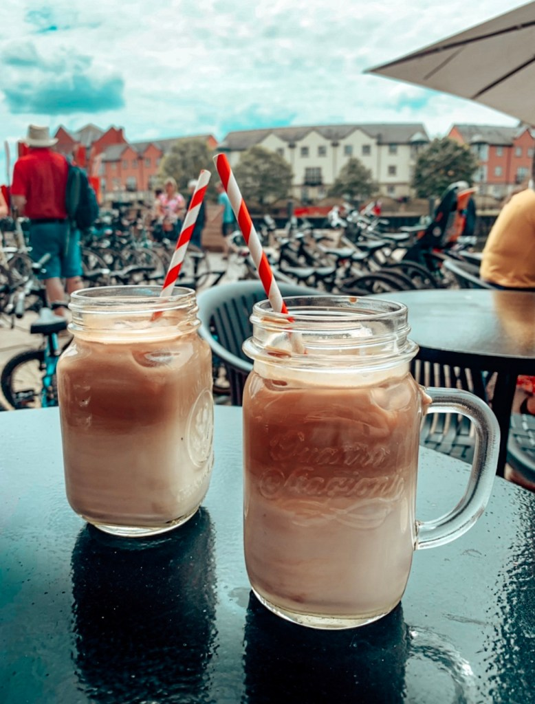 7 of the best coffee shops in Exeter. Exploring Exeter 2019 Heidi Notter