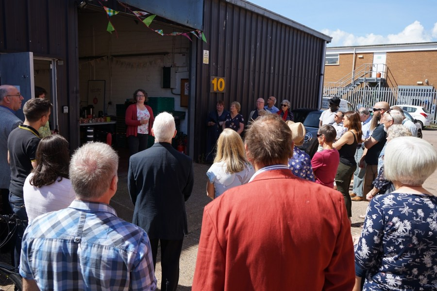 Exeter Food Action is recovering good food in Exeter for the benefit of all, Exploring Exeter 2019