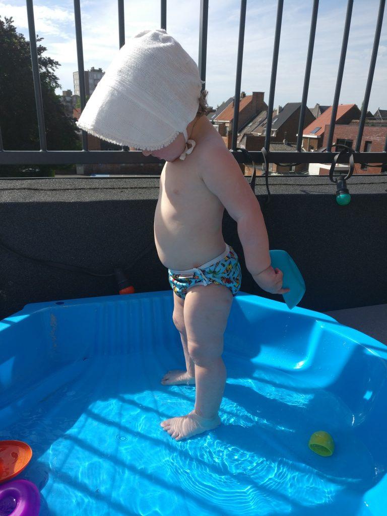 wasbare zwemluier