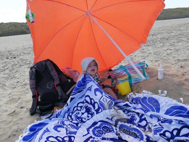 een dagje strand