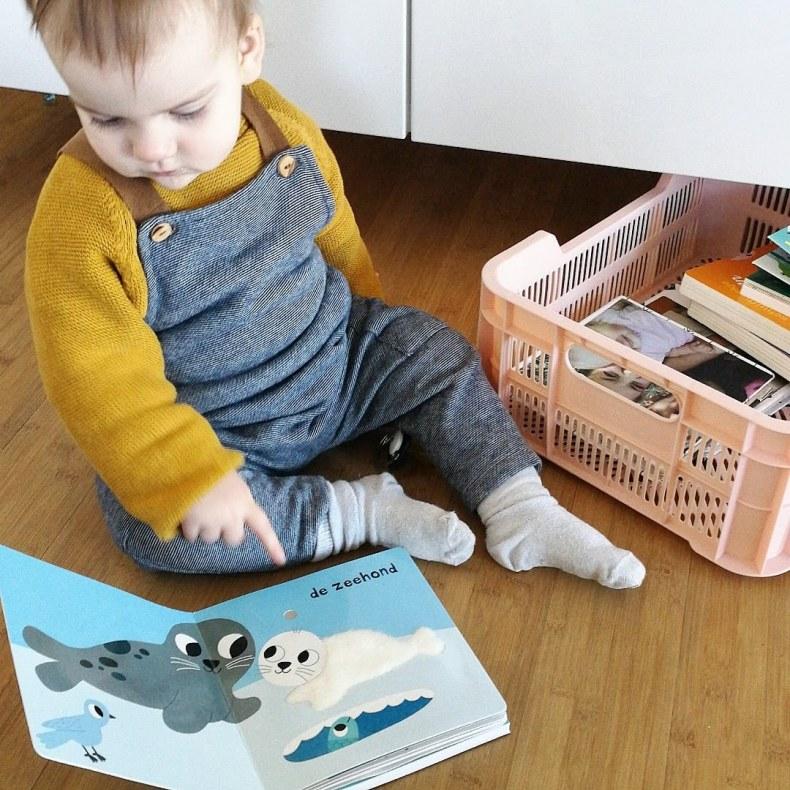 Favoriete boeken van een eenjarige