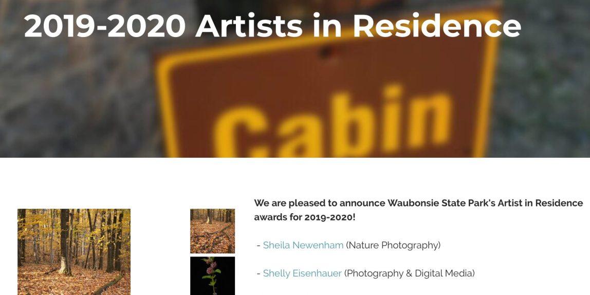 Waubonsie Artist in Residence