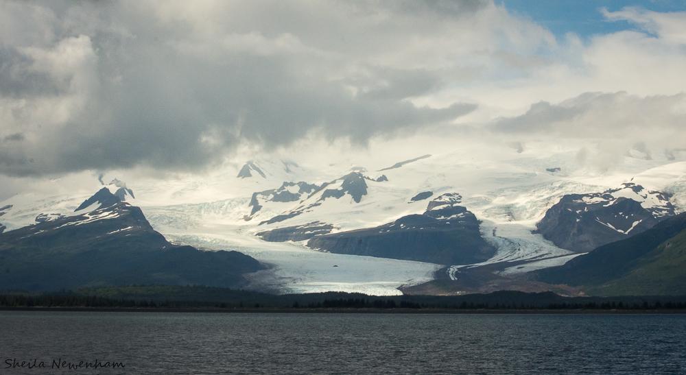 Hallo Bay Glacier