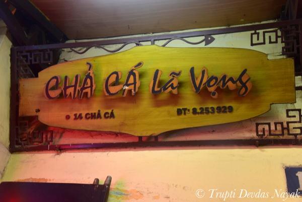 Original Cha Ca La Vong
