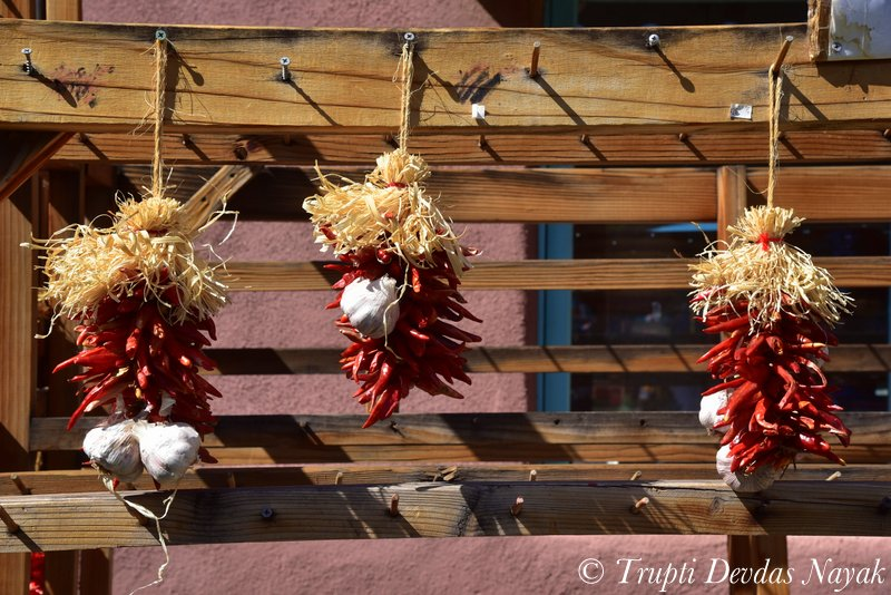 Fiery Smoky Red Chillies of Santa Fe
