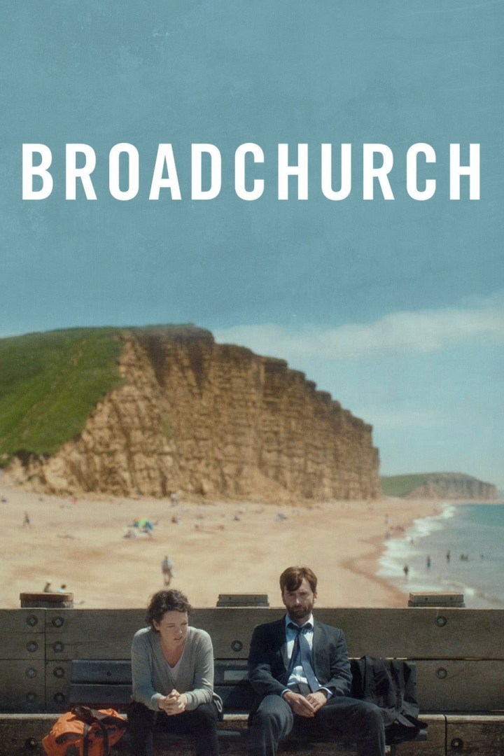 Broadchurch poster, image credit: ITV