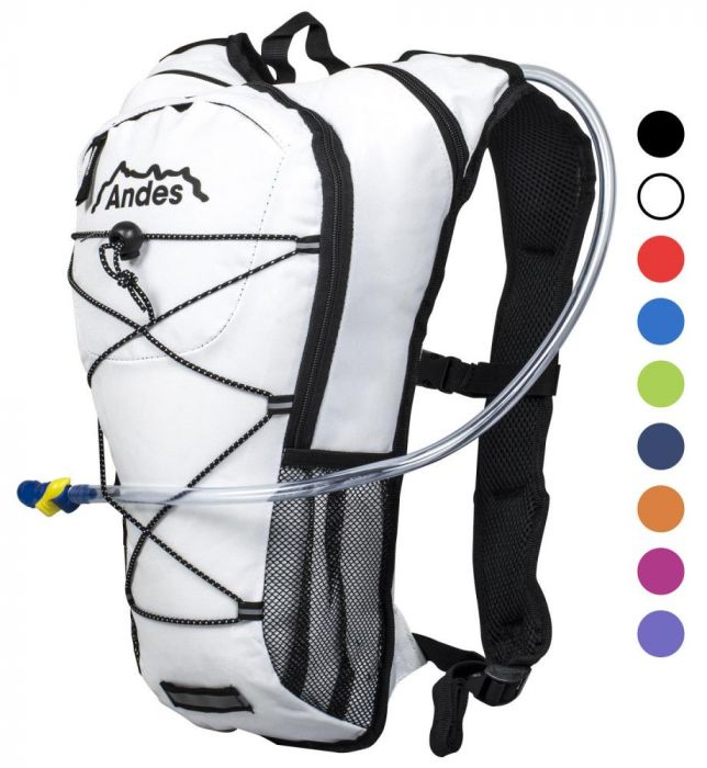 This 2-litre hydration pack is a hard-working piece of kit that deserves a place among my favourite hiking gear