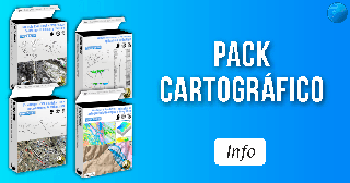 Plataforma Virtual de Geologia. Pack Cartografico EXPLOROCK