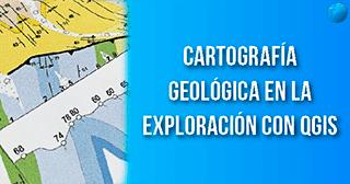Plataforma Virtual de Geologia. Cartografia Geologica en la Exploracion con QGIS EXPLOROCK