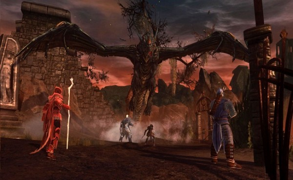 Hands-on With Neverwinter