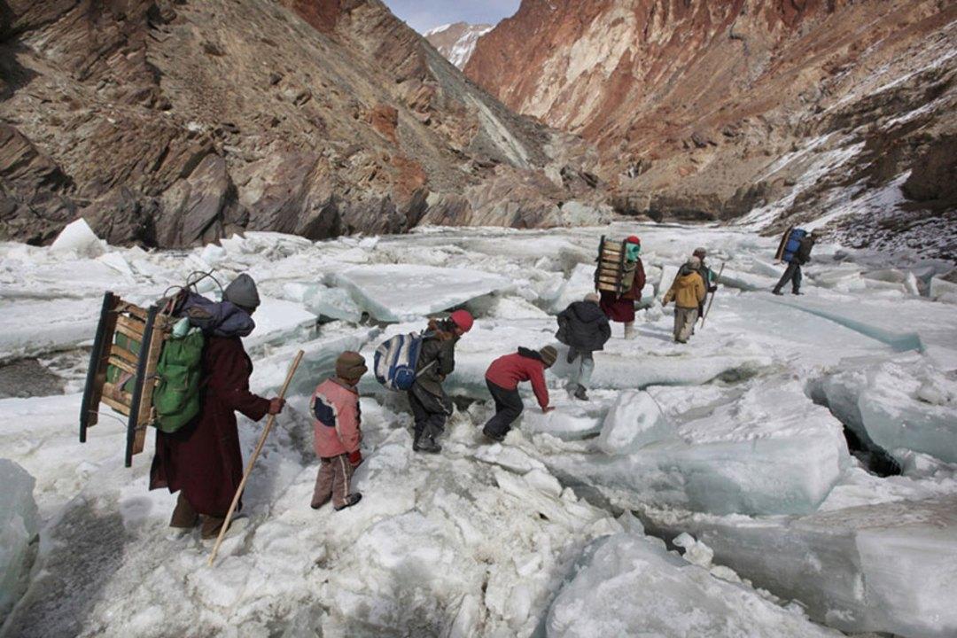 3. Zanskar, Indian Himalayas