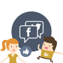 boost your social media following