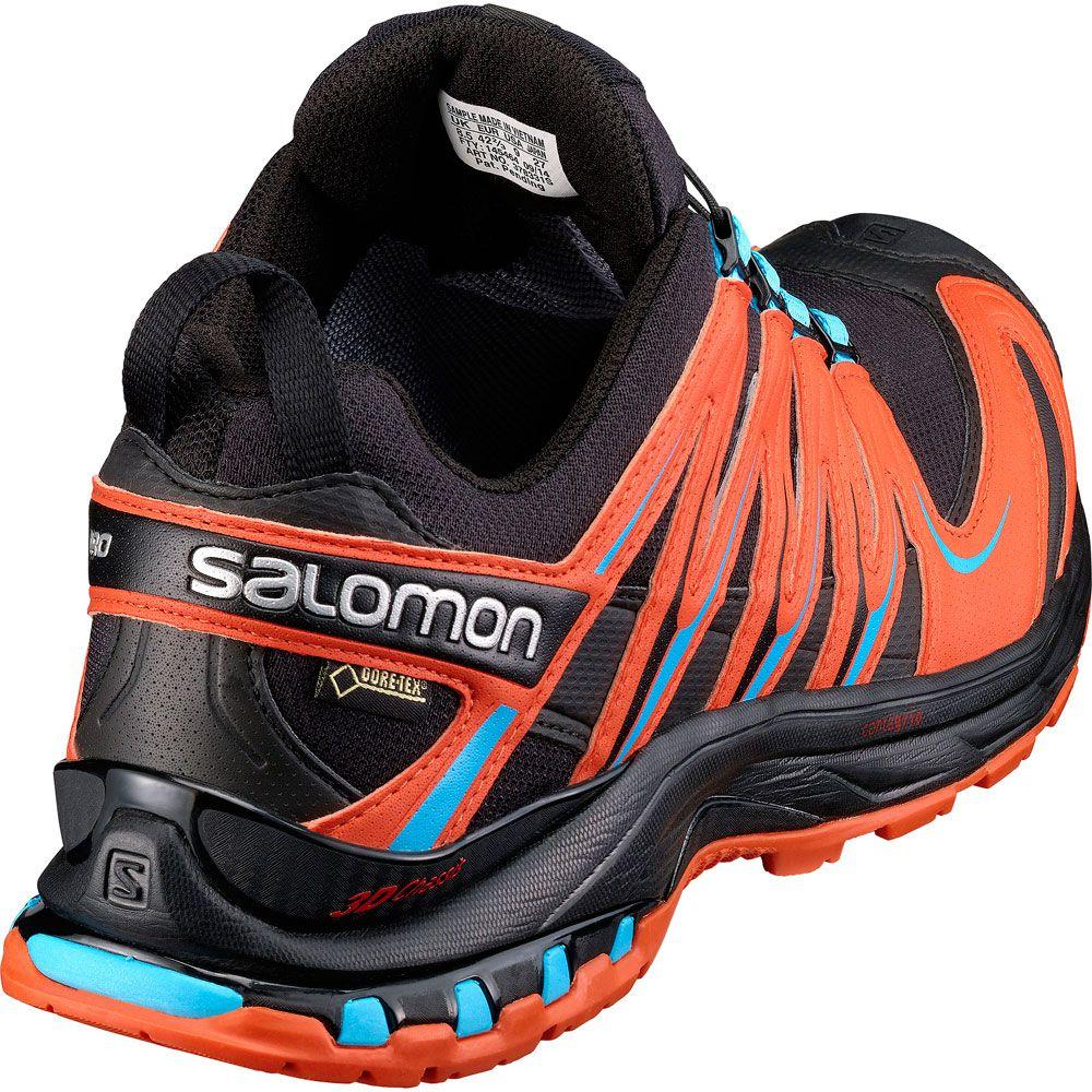 Salomon Men S Xa Pro 3d Gtx Running Shoes Black Review Mens 10 5 Uk Outdoor Gear Shoe Trending Now And Magnet Expocafeperu Com