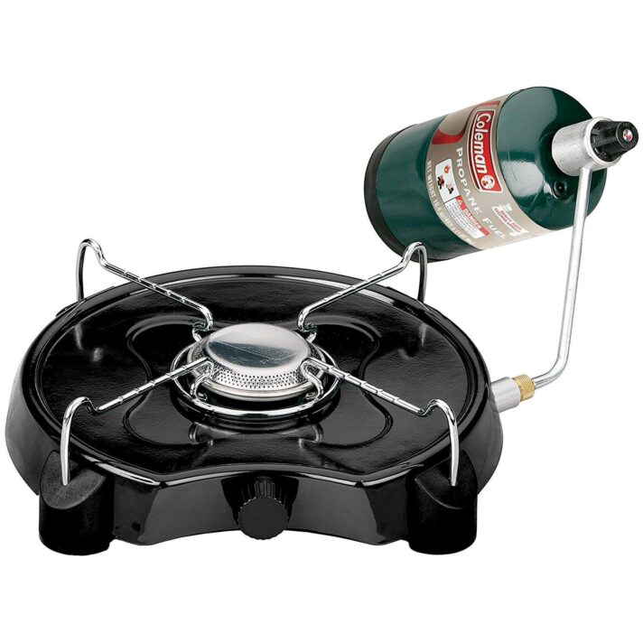 Coleman 2 Burner Liquid Fuel Stove Vs