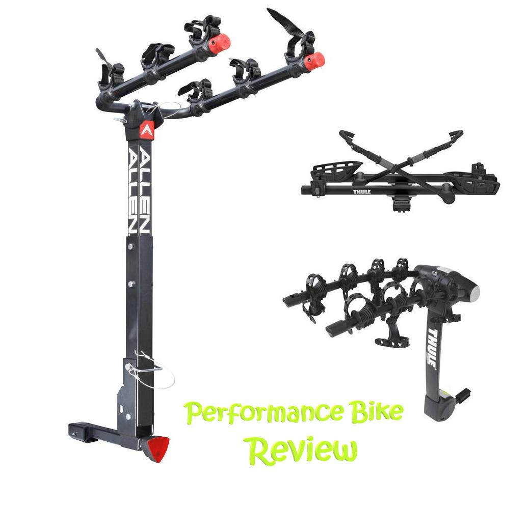 6 bike rack hitch