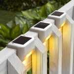 Solar Light Fence Post Caps 5x5 Lights For Ebay Posts Amazon Lowes Deck Wall Mounted Outdoor Gear 6x6 Expocafeperu Com
