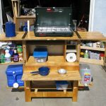 Diy Camping Kitchen Homemade Trailer Sink Storage Ideas Zero Gravity Chair Folding Chairs Easy Outdoor Gear Box Table Expocafeperu Com