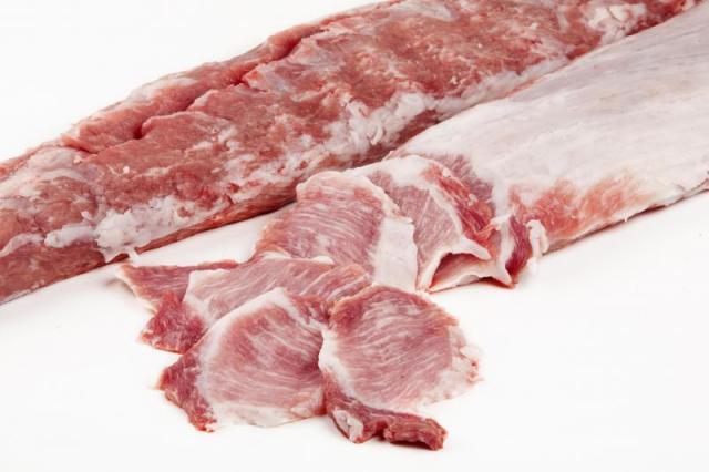 Las partes del cerdo ibérico y su despiece