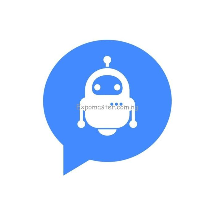 money chat bot