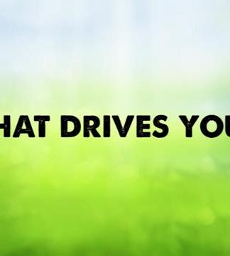 MOTIVATION: WHAT EXACTLY DRIVES YOU IN THIS LIFE?