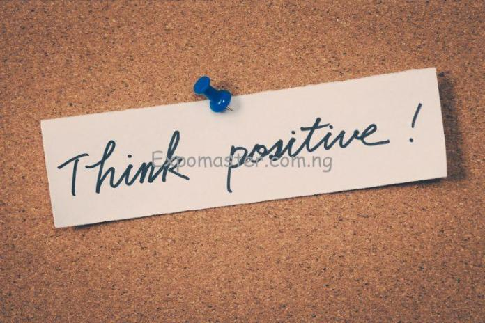 a positive mindset helps to conquer depression