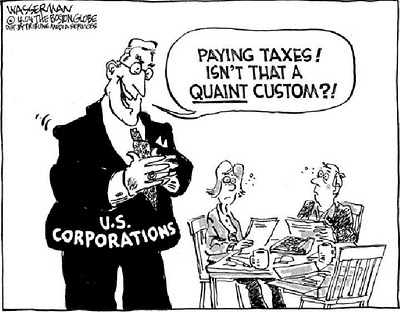 Image result for corporate tax theft