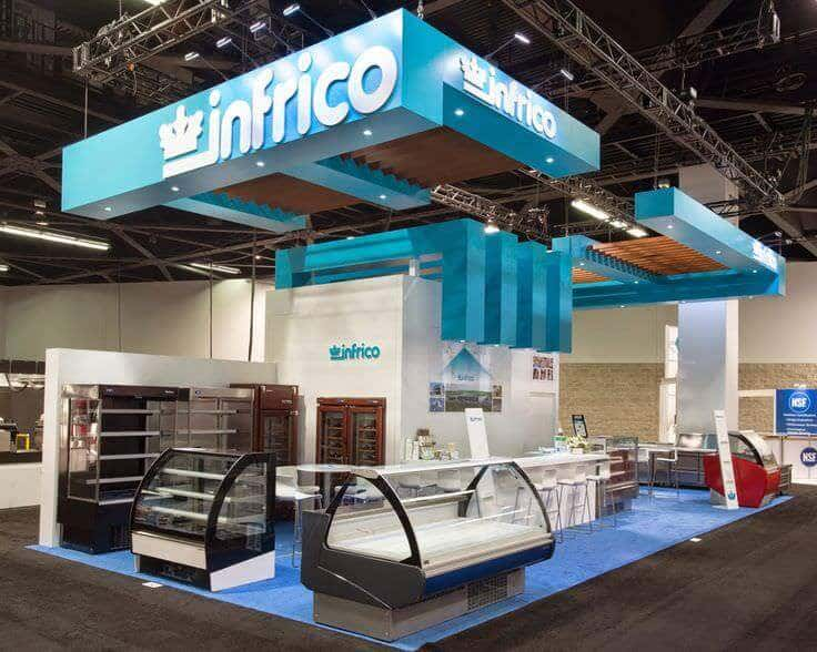 Trade Show Booth Rentals Solution Turnkey Exhibit Rental Services