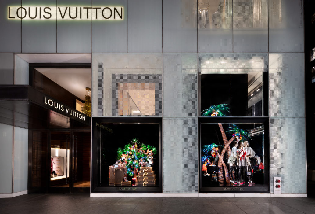 Louis Vuitton na 5th Avenue NYC