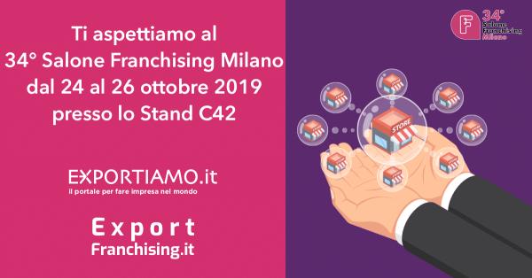 Salone del Franchising di Milano 2019