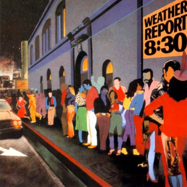 Weather 30 Report Cover 8