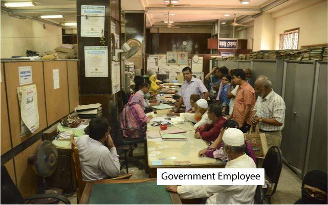 bangladesh government employee