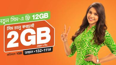 Banglalink New Sim Offer