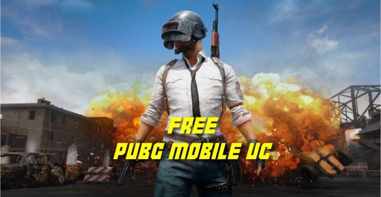 Free PUBG Mobile UC